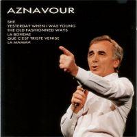 Cover Charles Aznavour - Aznavour [1990]